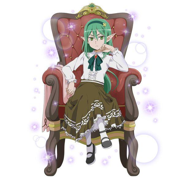 【妖精令嬢】リヴェリア(少女)
