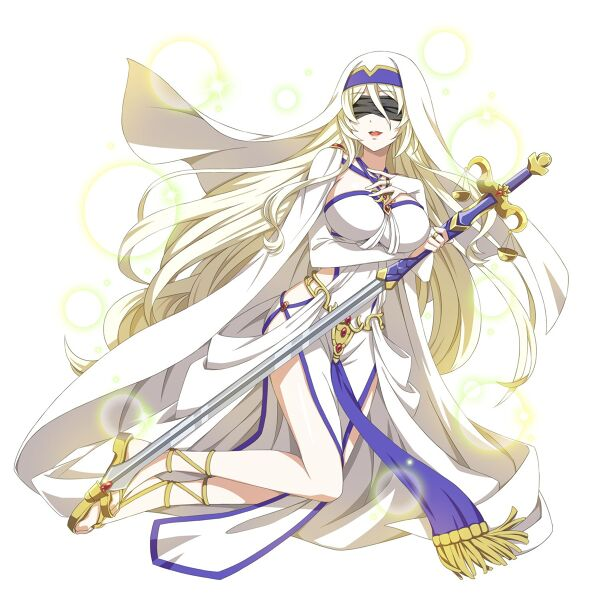 【六人の英雄】剣の乙女