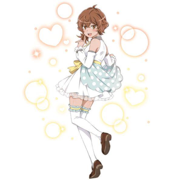 【恋情一途】リリルカ・アーデ