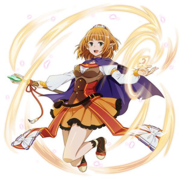 【妖精詠雷】フィーナ