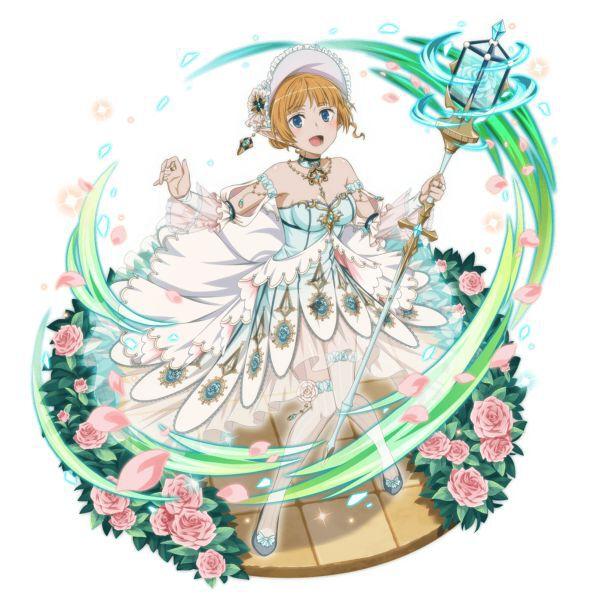 【祝祭妖精】レフィーヤ・ウィリディス