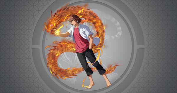 【炎の魔神】曹操孟徳
