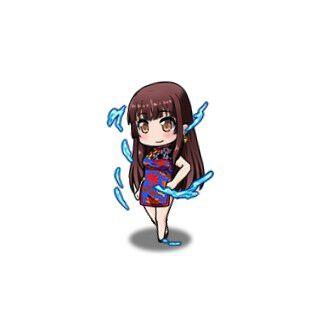 【水の女神】孫権仲謀