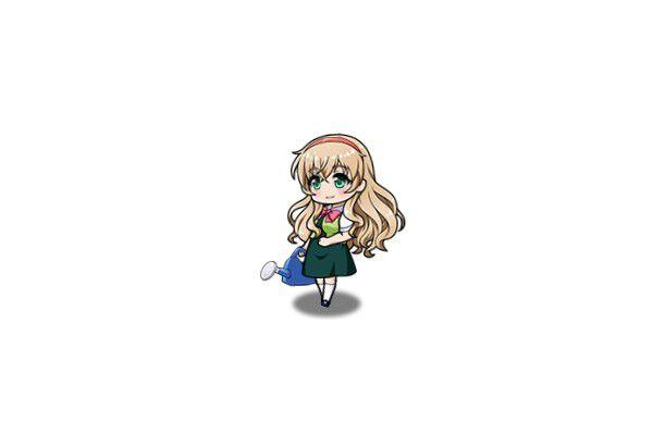 【花園の天使】お姉さん