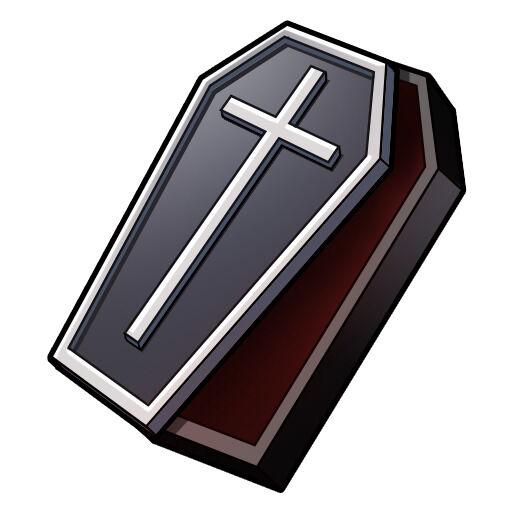 吸血鬼の棺