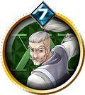 武道の老練家 ボドロ