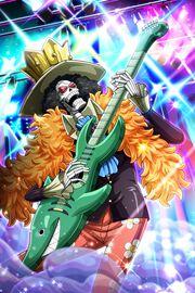ブルックのギタープレイ!