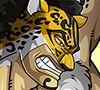 ルッチの六式!豹の嵐脚